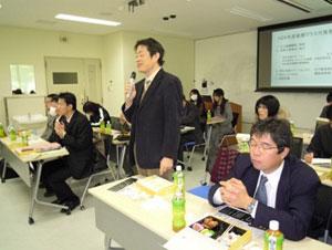 クラス代表懇談会2012後期